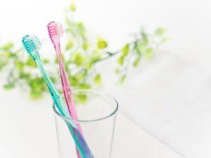 歯磨きと新型コロナ